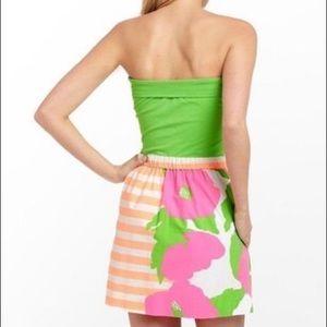 Lilly Pullitzer Neon Fleur Dress